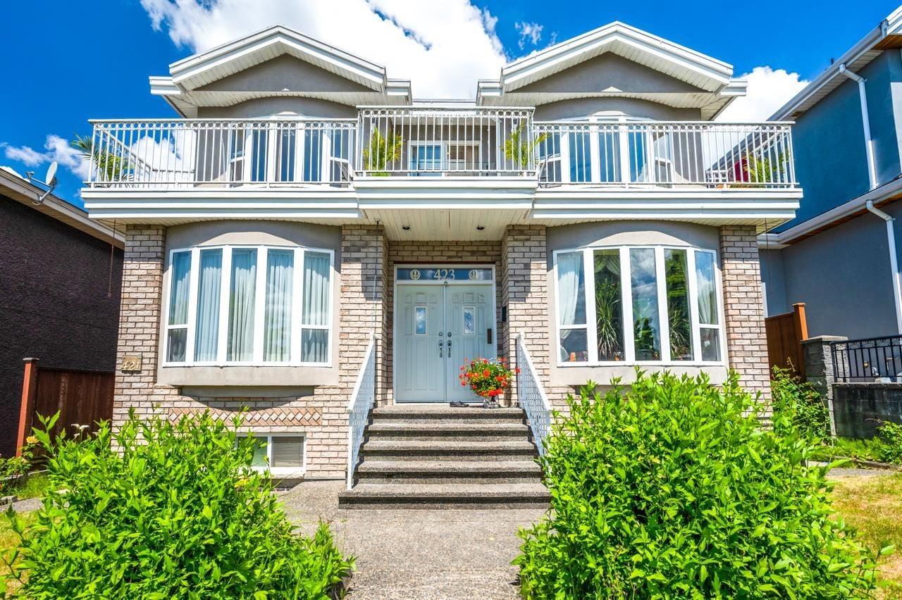 423 E 49TH AVENUE - Fraser VE House/Single Family for sale, 9 Bedrooms (R2594214) - #1