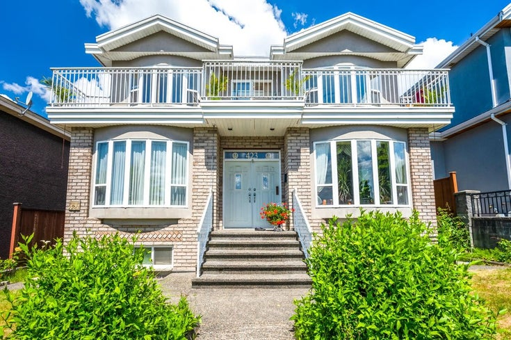 423 E 49TH AVENUE - Fraser VE House/Single Family for sale, 9 Bedrooms (R2594214)