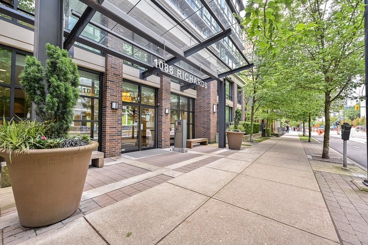1902 1088 RICHARDS STREET - Yaletown Apartment/Condo for sale, 1 Bedroom (R2594218)