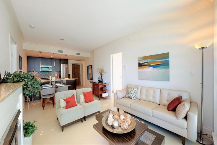 505 162 VICTORY SHIP WAY - Lower Lonsdale Apartment/Condo for sale, 2 Bedrooms (R2594221)