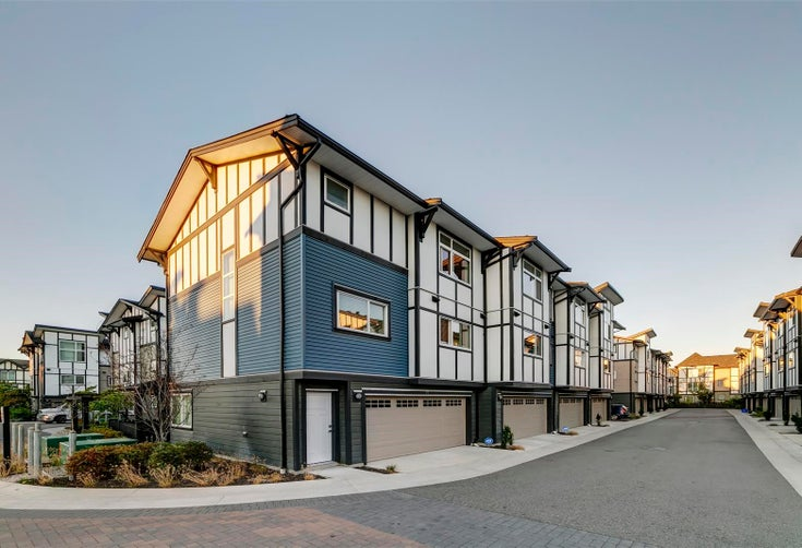 77 9680 ALEXANDRA ROAD - West Cambie Townhouse for sale, 3 Bedrooms (R2594227)