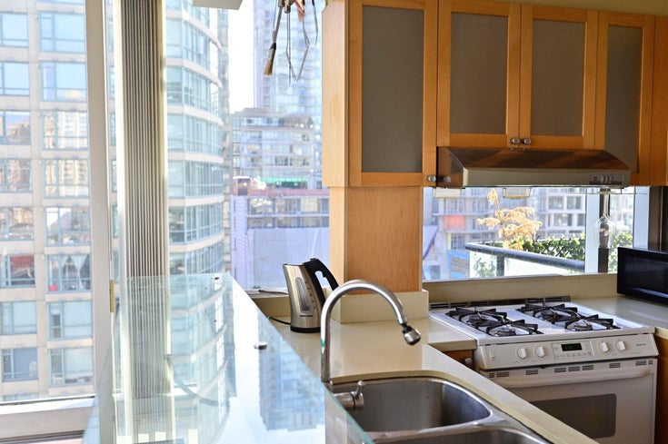 902 1003 BURNABY STREET - West End VW Apartment/Condo for sale, 1 Bedroom (R2594252)