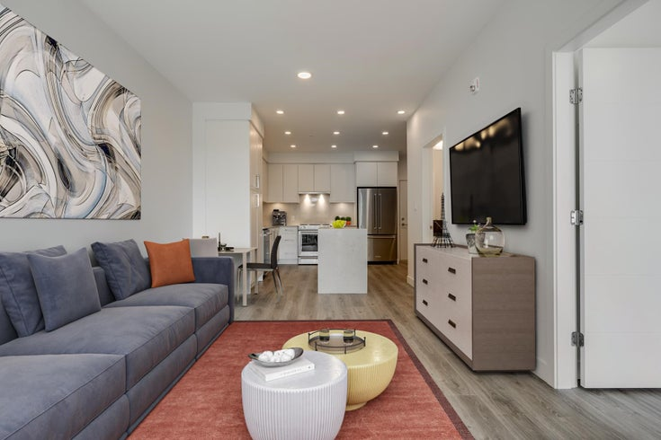PH 613 700 CLARKE ROAD - Coquitlam West Apartment/Condo for sale, 1 Bedroom (R2594284)