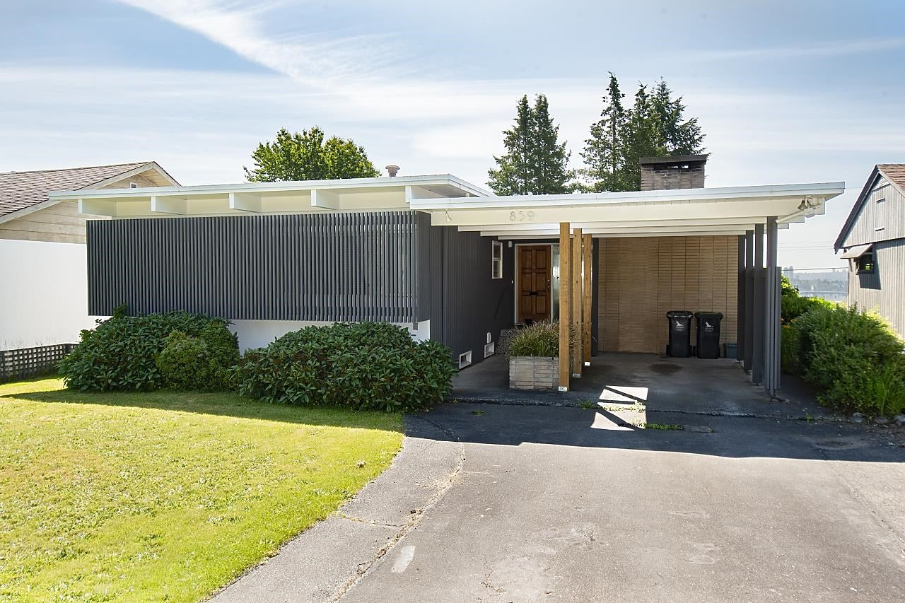 859 DRAYTON STREET - Calverhall House/Single Family for sale, 4 Bedrooms (R2594325) - #1