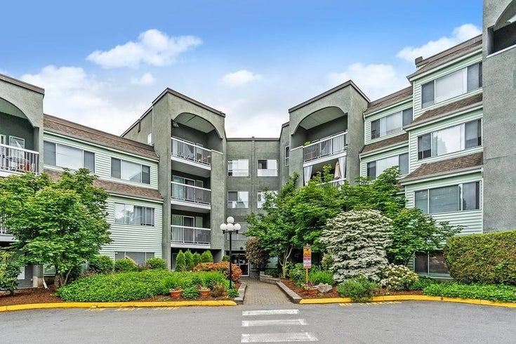 1 5700 200 STREET - Langley City Apartment/Condo for sale, 2 Bedrooms (R2594360)