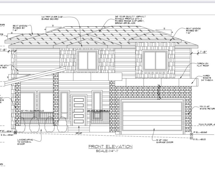 16792 18B AVENUE - Pacific Douglas House/Single Family for sale, 6 Bedrooms (R2594374)