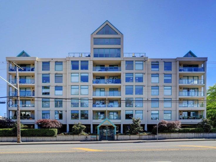 606 15466 NORTH BLUFF ROAD - White Rock Apartment/Condo for sale, 2 Bedrooms (R2594396)