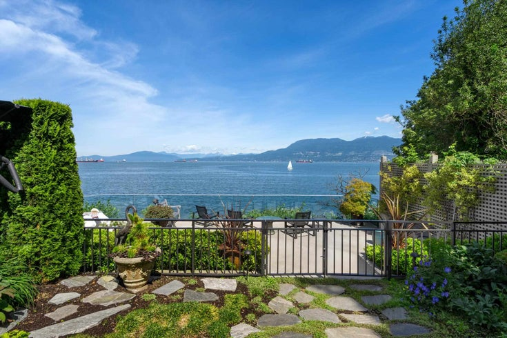 2615 POINT GREY ROAD - Kitsilano 1/2 Duplex for sale, 2 Bedrooms (R2594399)