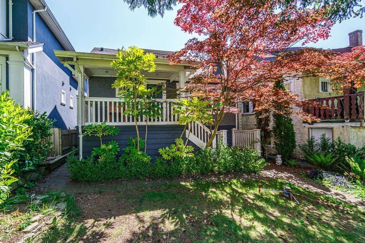 462 W 19TH AVENUE - Cambie House/Single Family for sale, 5 Bedrooms (R2594409)