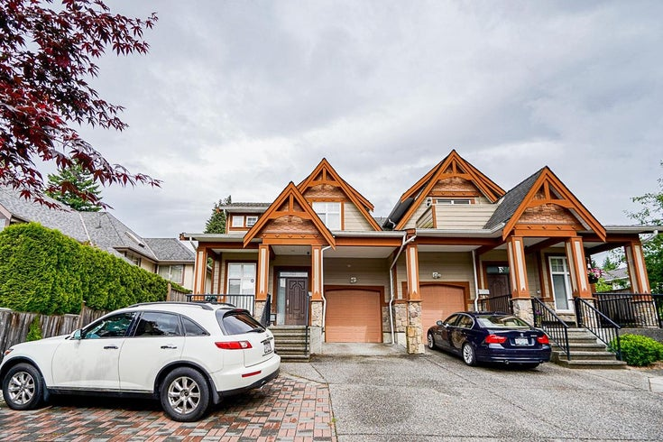 709 DOGWOOD STREET - Coquitlam West 1/2 Duplex for sale, 3 Bedrooms (R2594461)