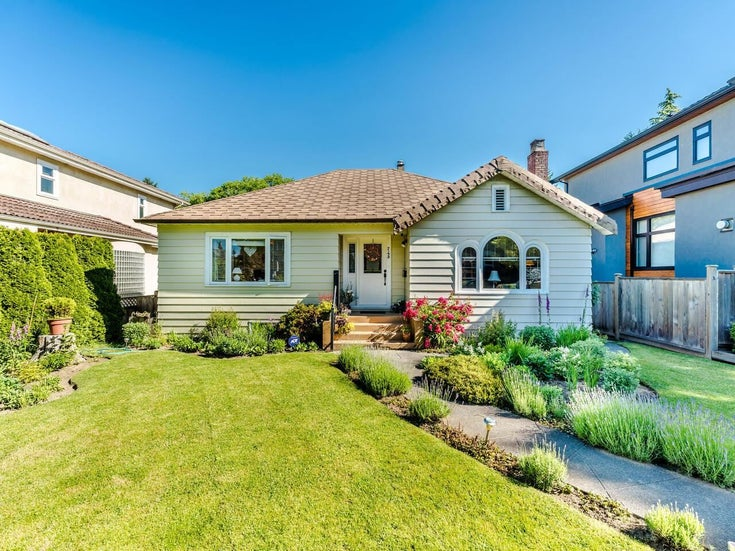 743 W 27TH AVENUE - Cambie House/Single Family for sale, 4 Bedrooms (R2594520)