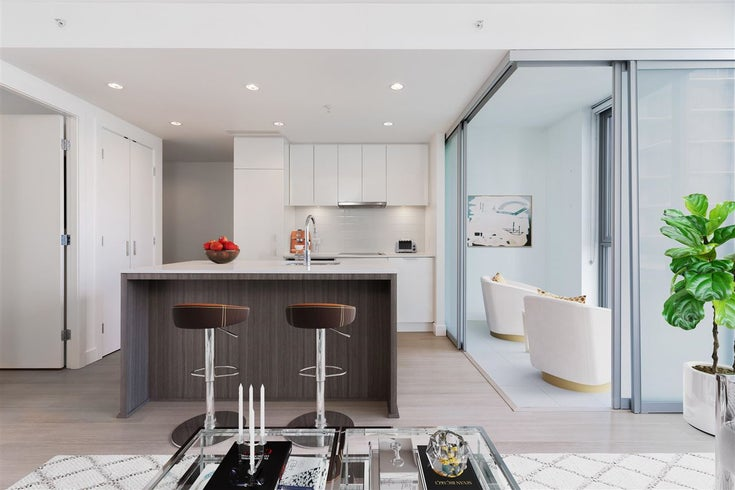 1002 1308 HORNBY STREET - Downtown VW Apartment/Condo for sale, 1 Bedroom (R2594536)