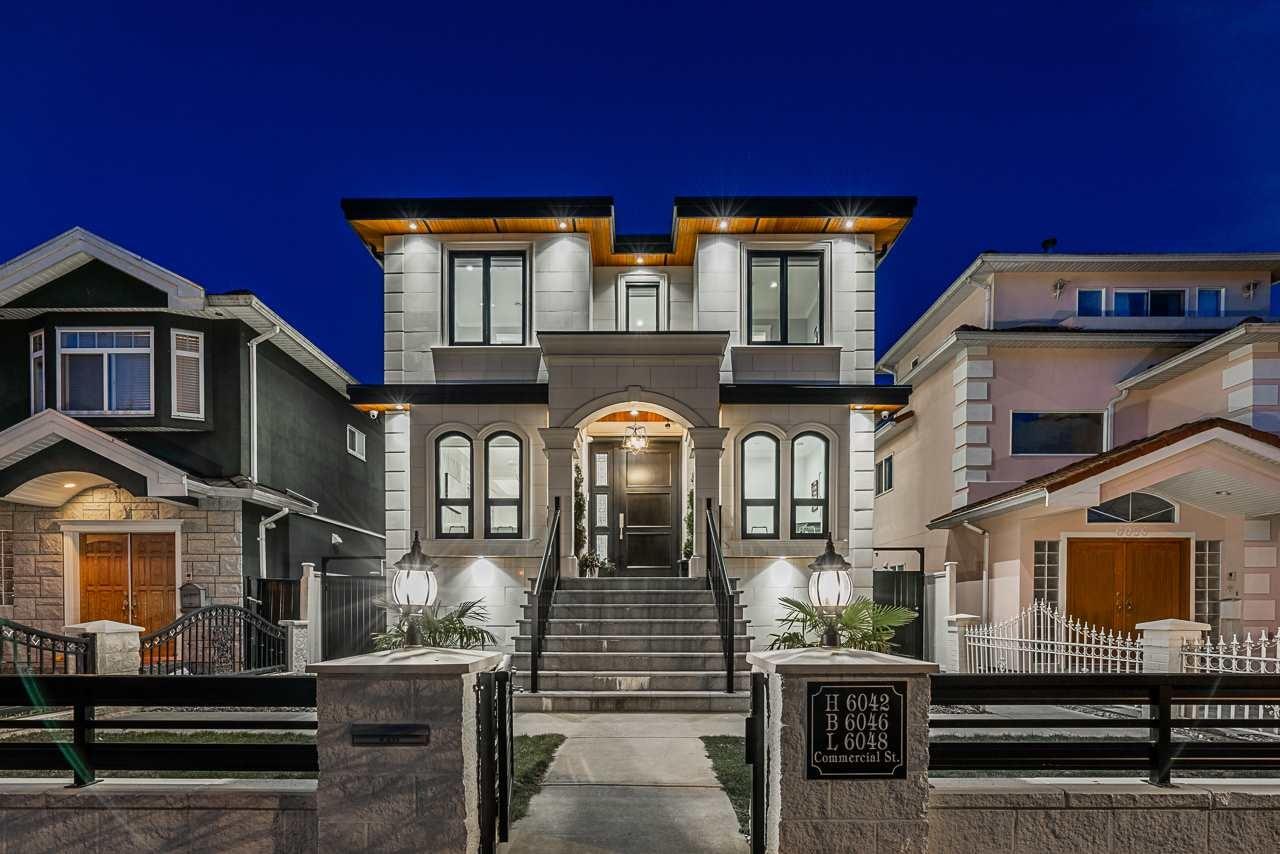 6042 COMMERCIAL STREET - Killarney VE House/Single Family for sale, 9 Bedrooms (R2594543) - #1