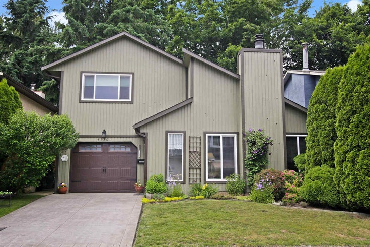 45361 MCINTOSH DRIVE - Chilliwack W Young-Well House/Single Family for sale, 3 Bedrooms (R2594568)