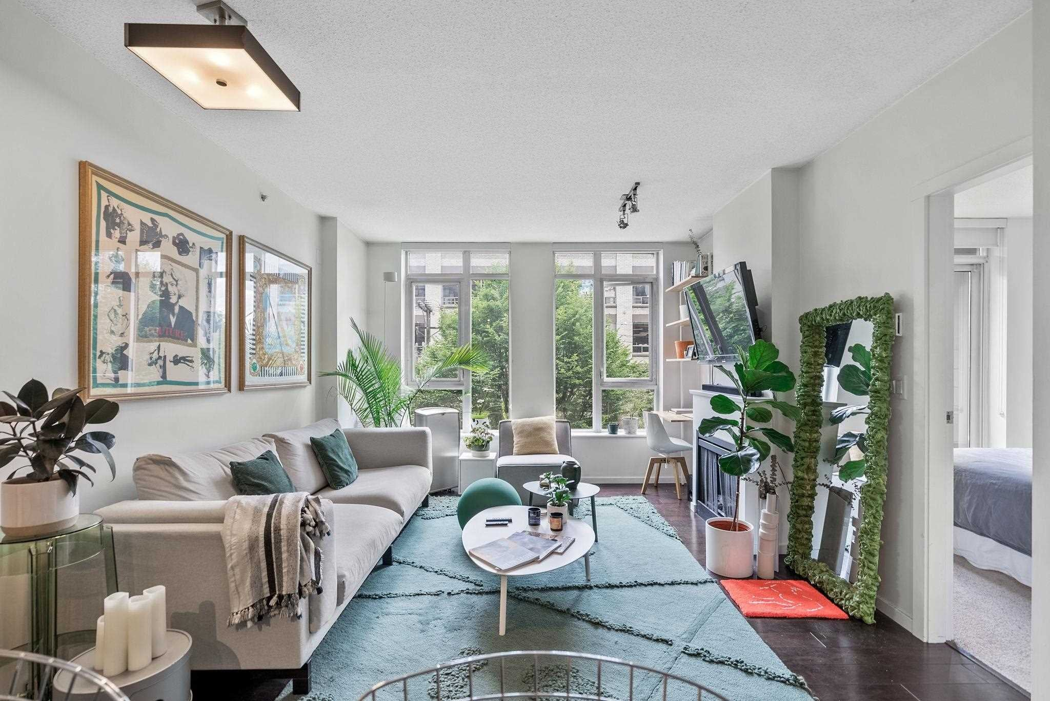 305 1001 HOMER STREET - Yaletown Apartment/Condo for sale, 2 Bedrooms (R2594574)