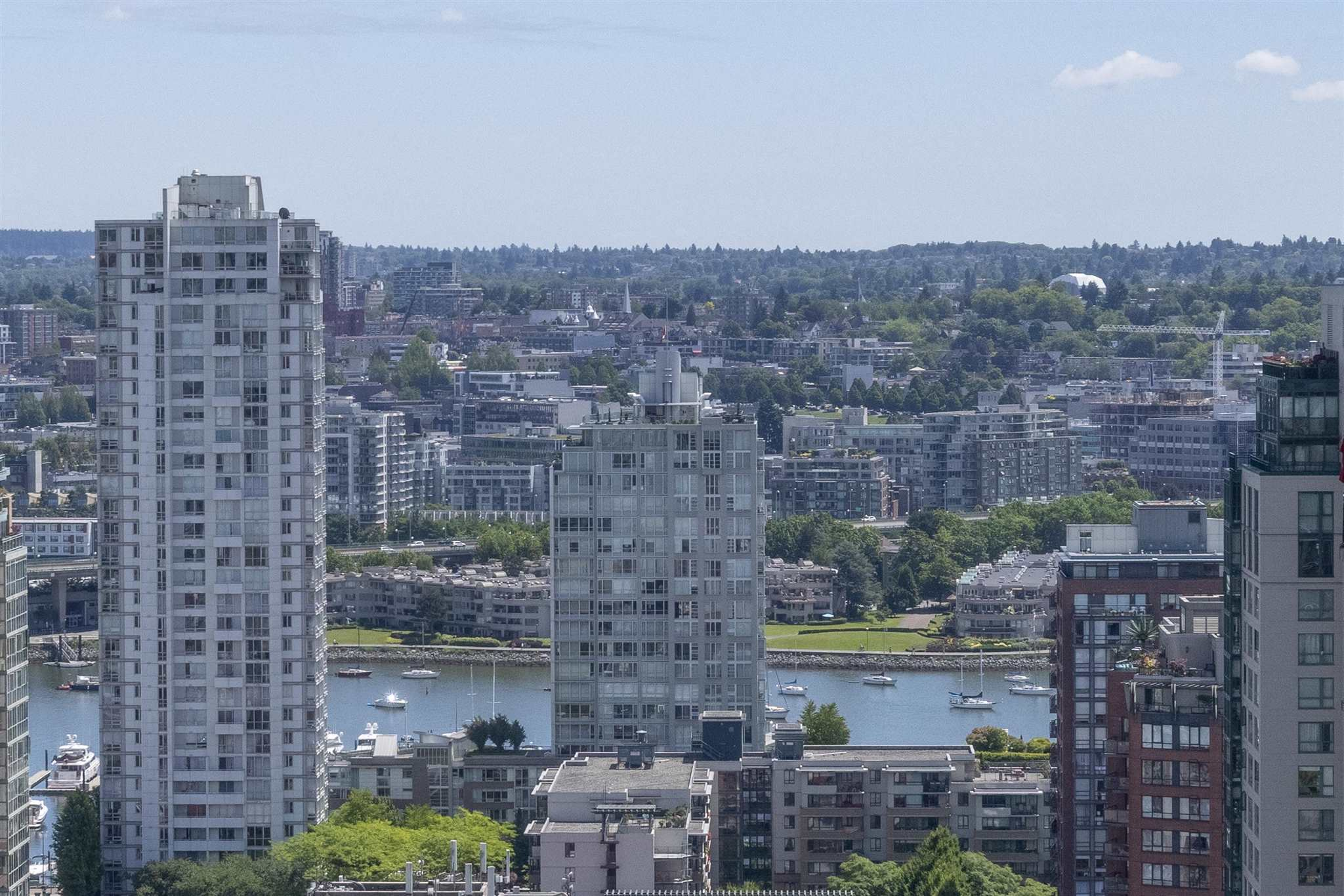 1707 1238 SEYMOUR STREET - Downtown VW Apartment/Condo for sale(R2594592) - #1