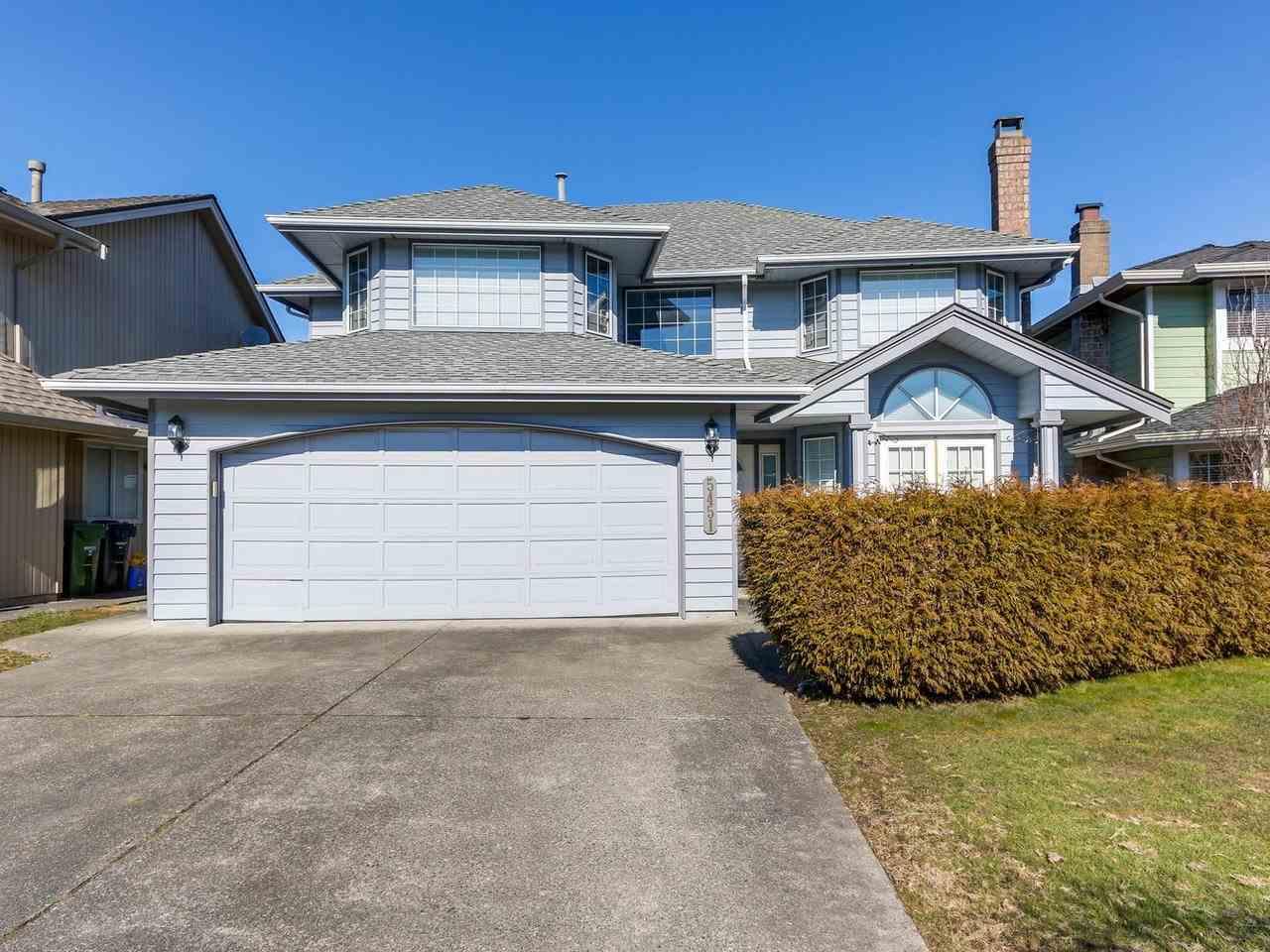 5451 LACKNER CRESCENT - Lackner House/Single Family for sale, 5 Bedrooms (R2594621)