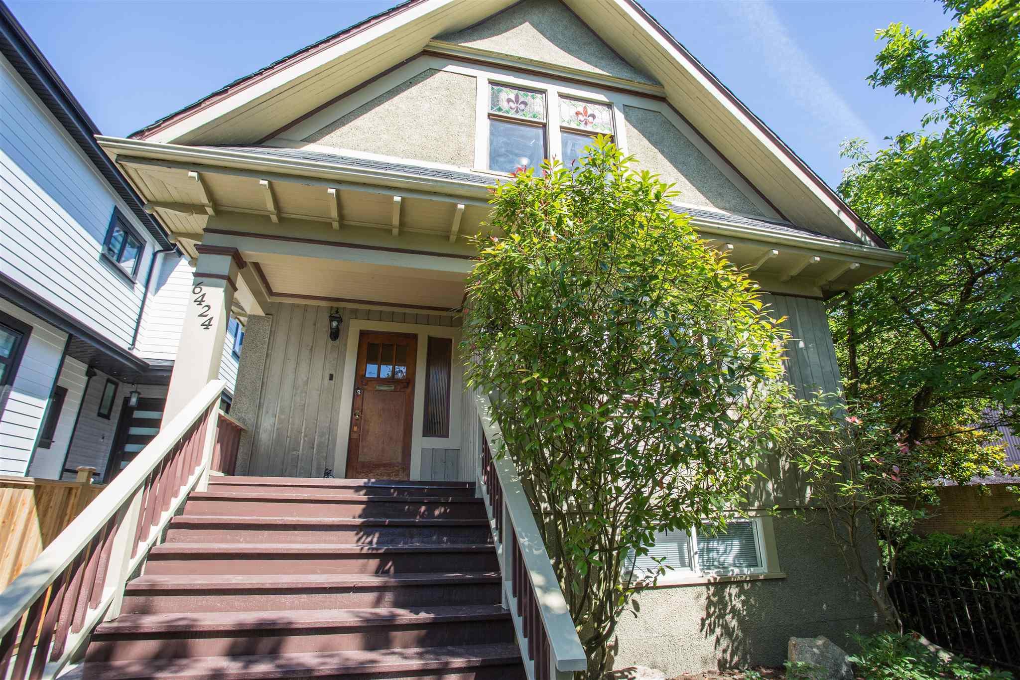 6424 CHESTER STREET - Fraser VE House/Single Family for sale, 6 Bedrooms (R2594683) - #1