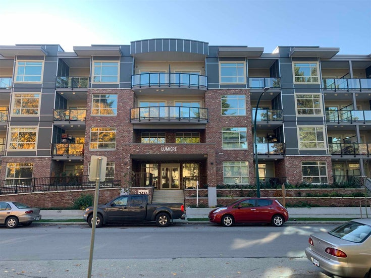 406 2436 KELLY AVENUE - Central Pt Coquitlam Apartment/Condo for sale, 1 Bedroom (R2594696)