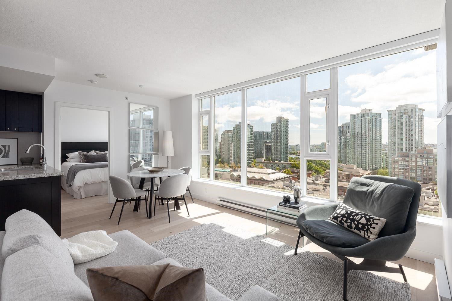 1305 1133 HOMER STREET - Yaletown Apartment/Condo for sale, 2 Bedrooms (R2594700)