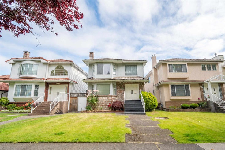 829 W 62ND AVENUE - Marpole House/Single Family for sale, 4 Bedrooms (R2594701)