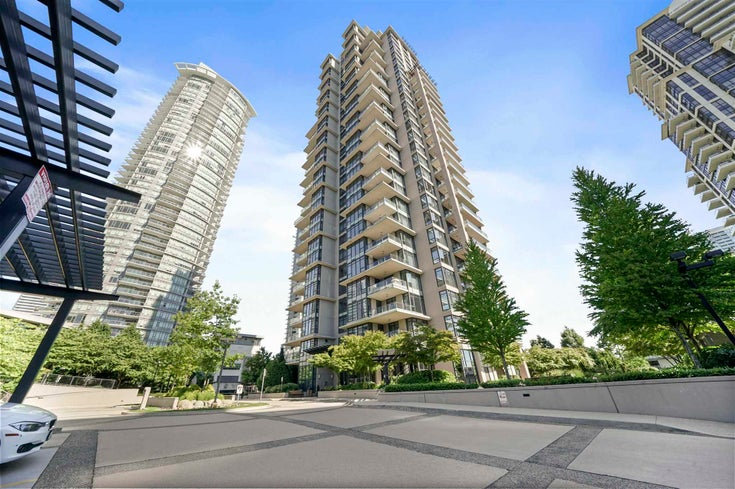 601 2077 ROSSER AVENUE - Brentwood Park Apartment/Condo for sale, 2 Bedrooms (R2594703)