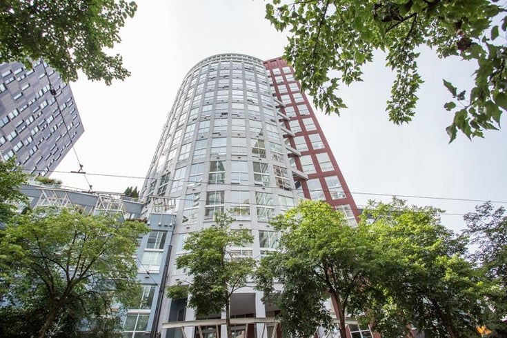 809 933 SEYMOUR STREET - Downtown VW Apartment/Condo for sale, 1 Bedroom (R2594727)