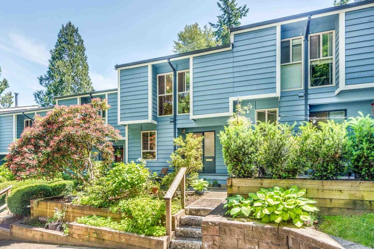 128 BROOKSIDE DRIVE - Port Moody Centre Townhouse for sale, 4 Bedrooms (R2594758)