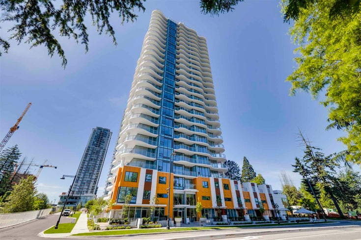 806 13318 104 AVENUE - Whalley Apartment/Condo for sale, 1 Bedroom (R2594759)