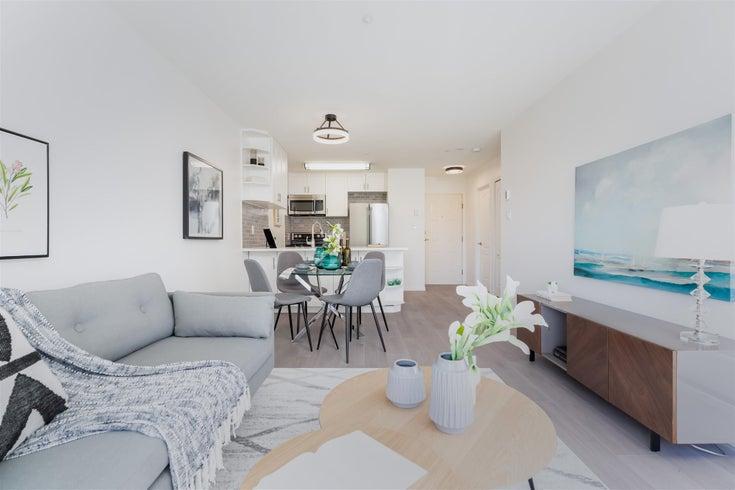 411 3480 YARDLEY AVENUE - Collingwood VE Apartment/Condo for sale, 1 Bedroom (R2594800)