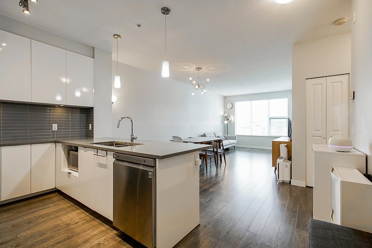 617 9399 ALEXANDRA ROAD - West Cambie Apartment/Condo for sale, 2 Bedrooms (R2594811)