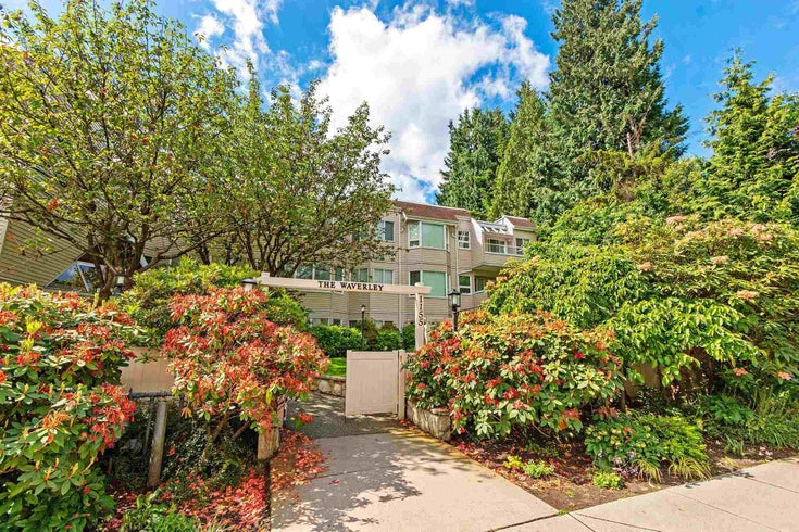 207 1155 ROSS ROAD - Lynn Valley Apartment/Condo for sale, 1 Bedroom (R2594853)