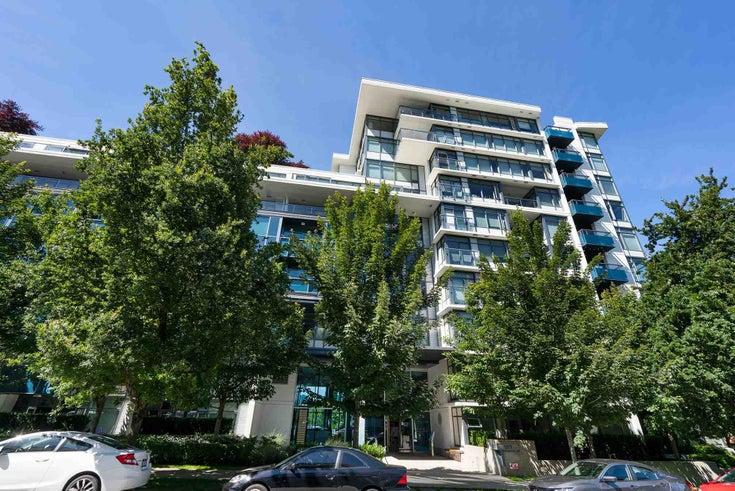 119 1777 W 7TH AVENUE - Fairview VW Apartment/Condo for sale, 1 Bedroom (R2594859)