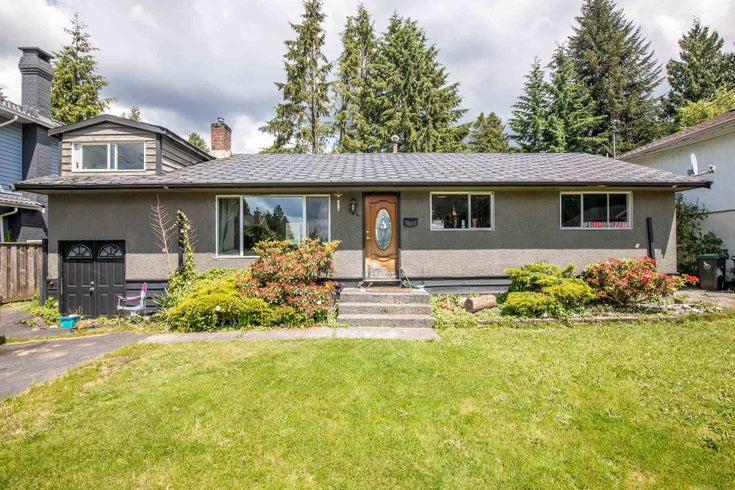 924 VINEY ROAD - Lynn Valley House/Single Family for sale, 3 Bedrooms (R2594861)