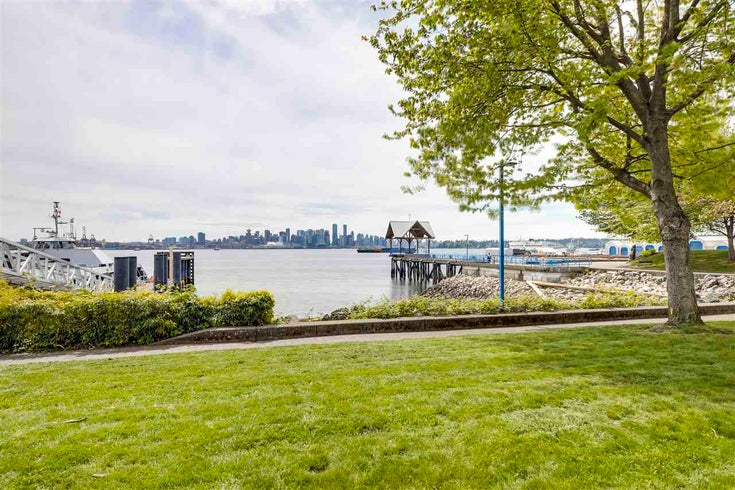 4102 33 CHESTERFIELD PLACE - Lower Lonsdale Apartment/Condo for sale, 1 Bedroom (R2594889)