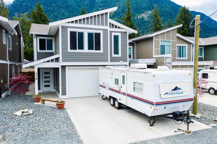 478 FORT STREET - Hope Center House/Single Family for sale, 3 Bedrooms (R2594922)