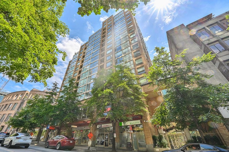 1303 822 HOMER STREET - Downtown VW Apartment/Condo for sale, 2 Bedrooms (R2594936)