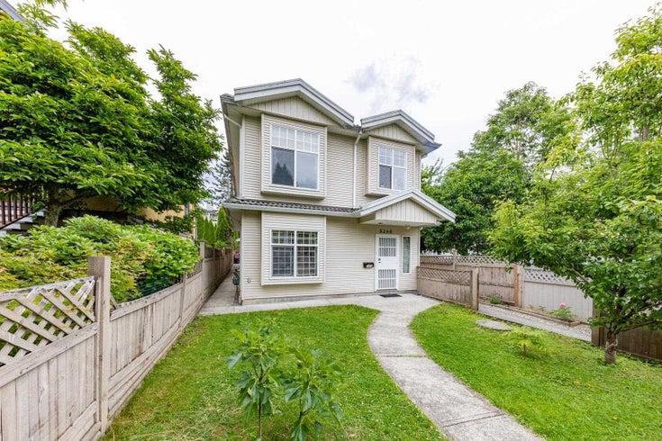 5268 HOY STREET - Collingwood VE 1/2 Duplex for sale, 4 Bedrooms (R2594942)