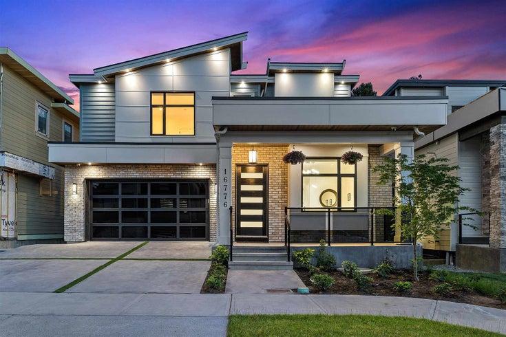 16776 18B AVENUE - Pacific Douglas House/Single Family for sale, 7 Bedrooms (R2594955)