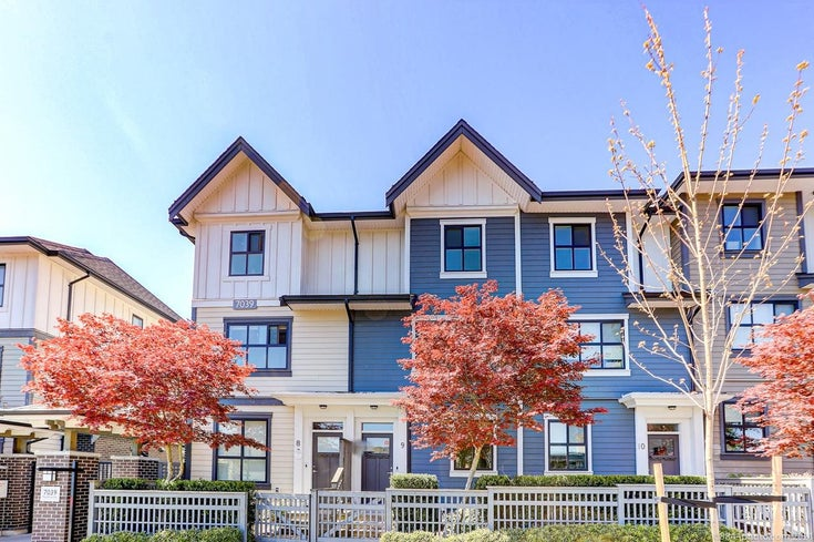 9 7039 MACPHERSON AVENUE - Metrotown Townhouse for sale, 3 Bedrooms (R2594988)