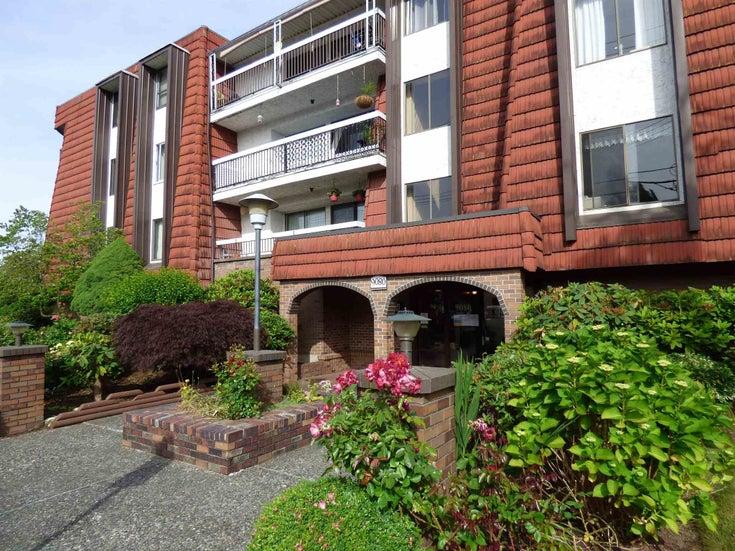 207 9080 MARY STREET - Chilliwack W Young-Well Apartment/Condo for sale, 1 Bedroom (R2595001)
