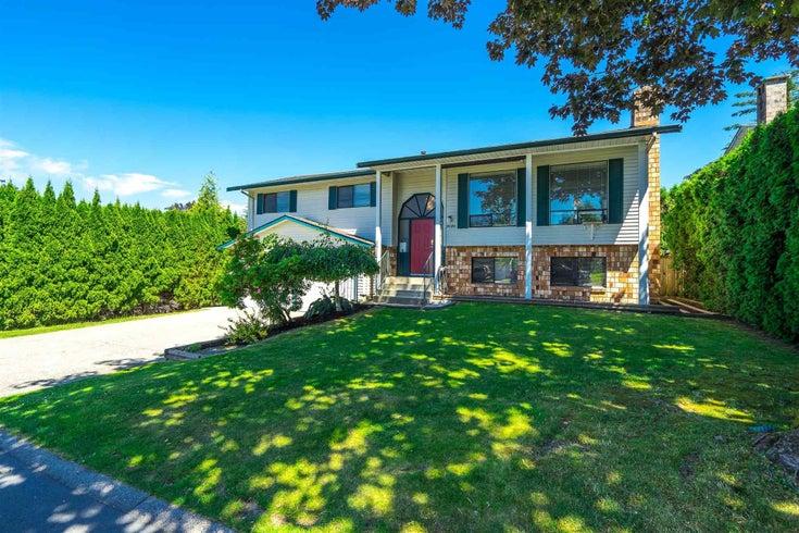 3686 PERTH STREET - Central Abbotsford House/Single Family for sale, 4 Bedrooms (R2595012)