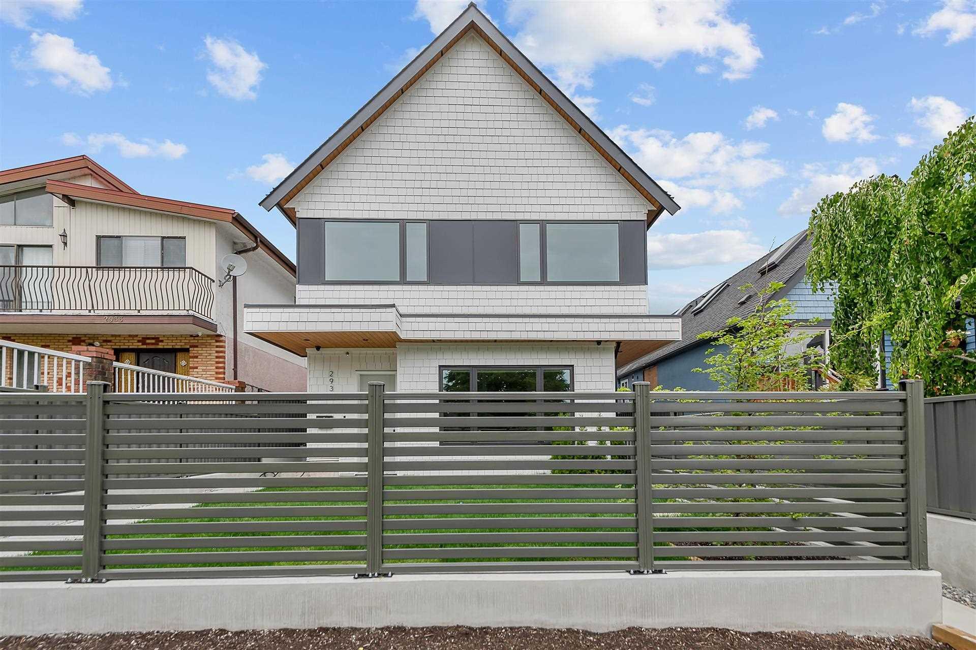 2937 TURNER STREET - Renfrew VE 1/2 Duplex for sale, 3 Bedrooms (R2595058) - #1