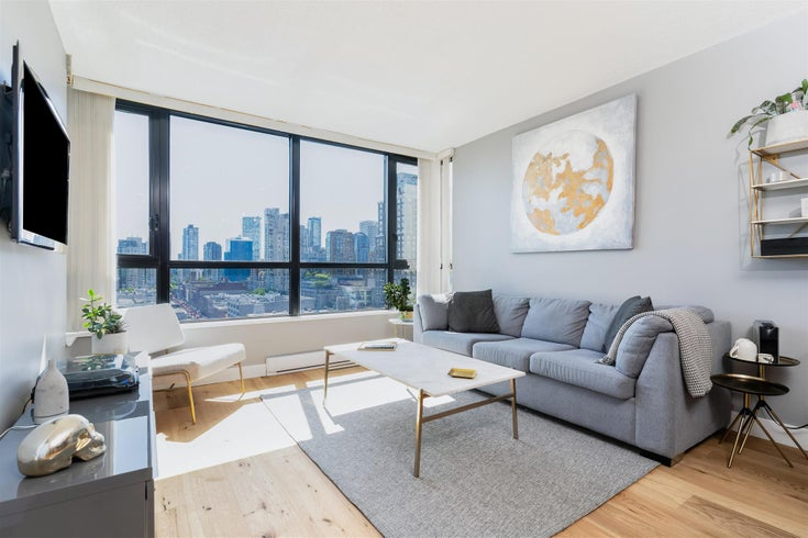 1409 977 MAINLAND STREET - Yaletown Apartment/Condo for sale, 1 Bedroom (R2595061)