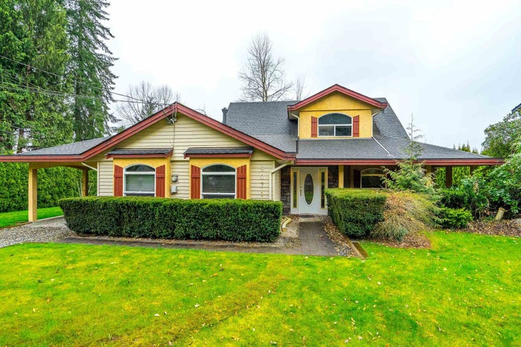 9071 GAY STREET - Fort Langley House/Single Family for sale, 4 Bedrooms (R2595145)