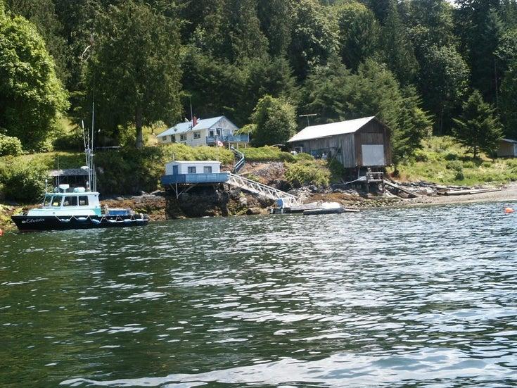 DL 6222 MCNUTT BAY - Pender Harbour Egmont House/Single Family for sale, 2 Bedrooms (R2595150)
