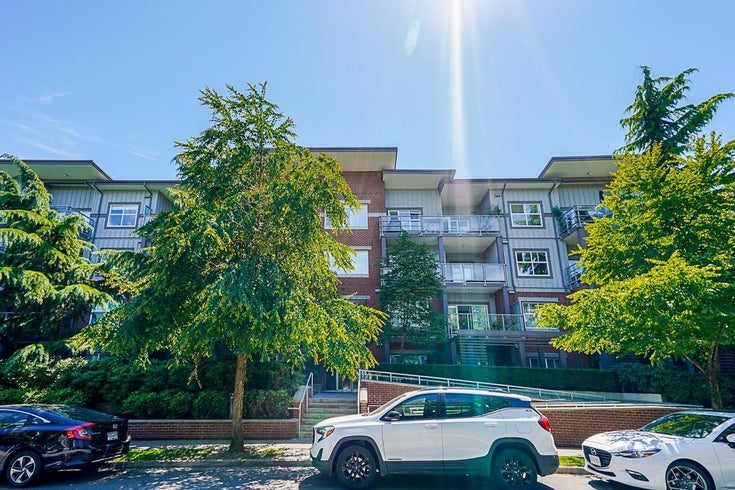 104 2488 KELLY AVENUE - Central Pt Coquitlam Apartment/Condo for sale, 2 Bedrooms (R2595153)