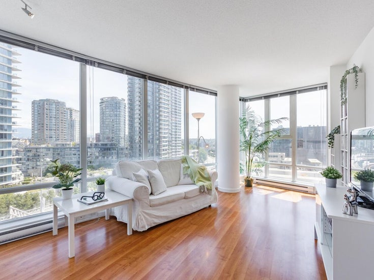 608 602 CITADEL PARADE - Downtown VW Apartment/Condo for sale, 2 Bedrooms (R2595164)