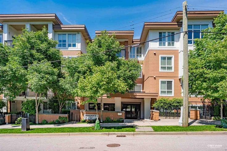 116 611 REGAN AVENUE - Coquitlam West Apartment/Condo for sale, 2 Bedrooms (R2595172)