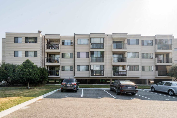 303 32733 E BROADWAY STREET - Abbotsford West Apartment/Condo for sale, 1 Bedroom (R2595182)